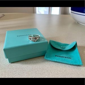 Tiffany & Co. Sterling Silver Ring